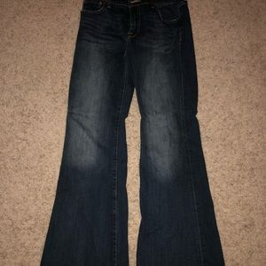 Lucky flare jeans